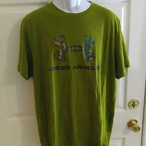 UNDER ARMOUR 2X T-SHIRTS
